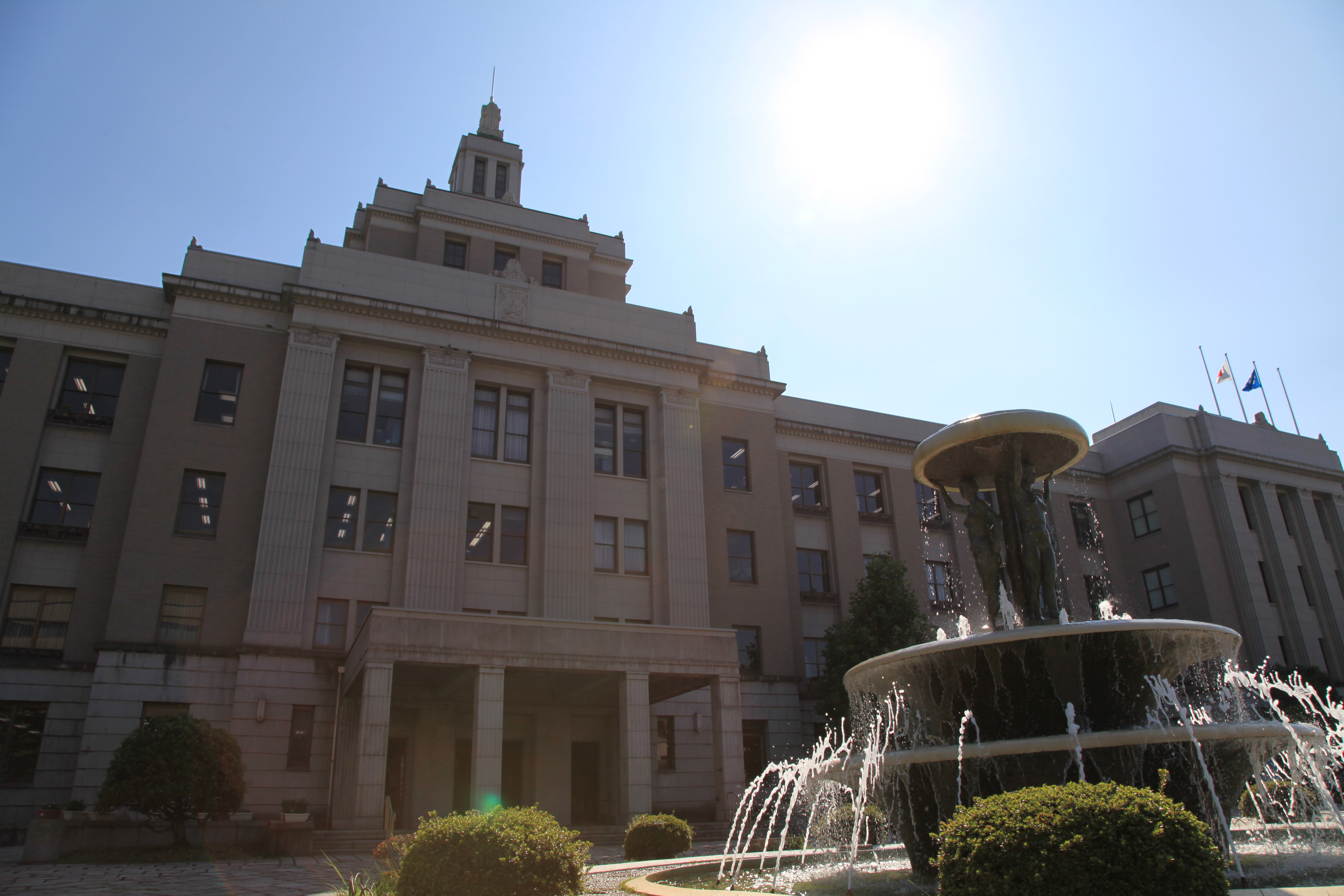 県庁 滋賀